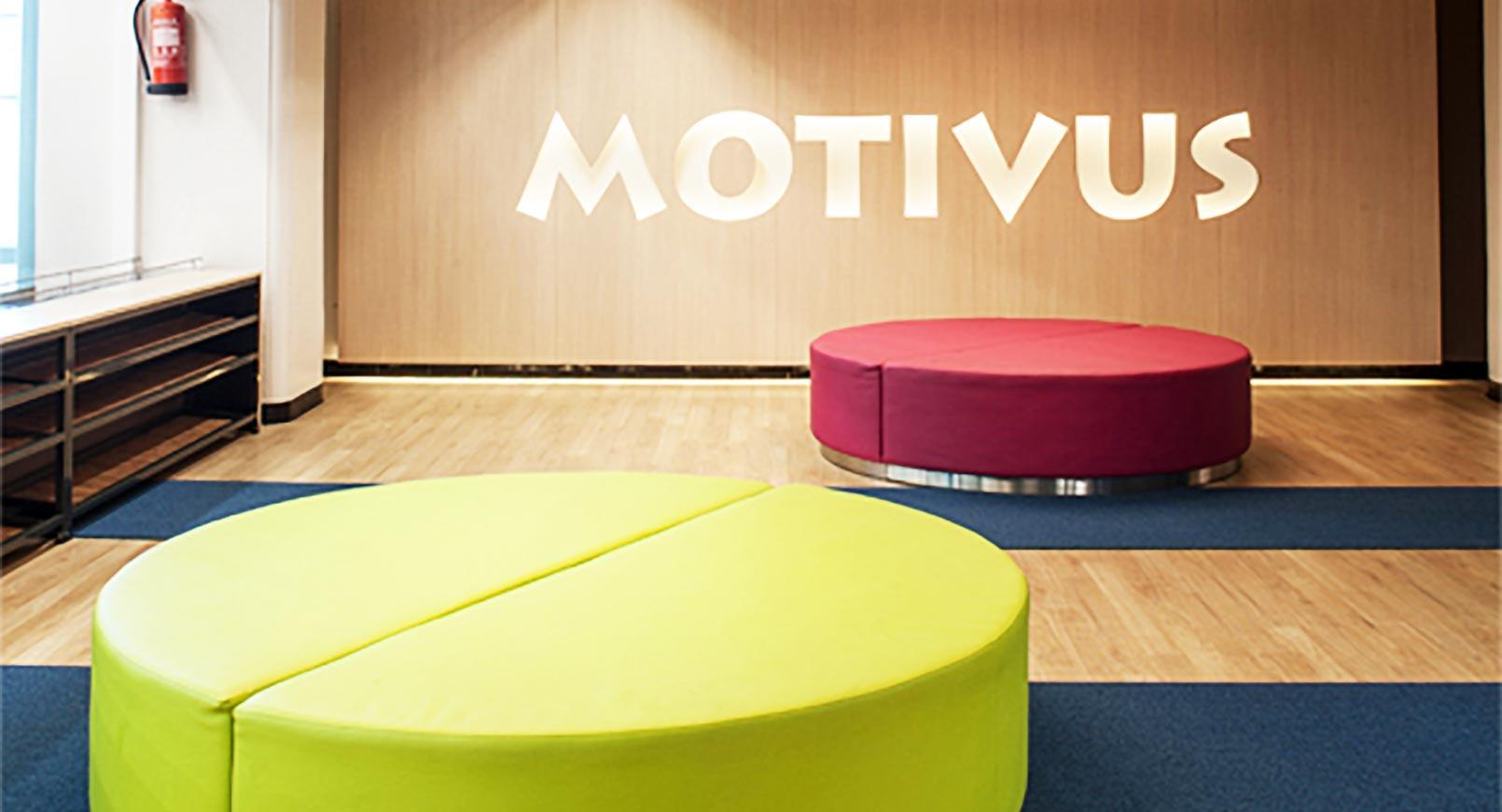 Motivus Ruoholahti – Rune & Berg Design